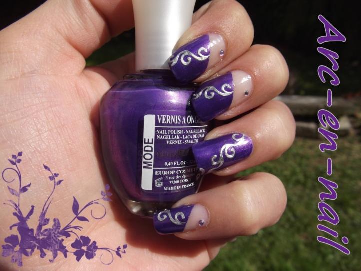violet + courbes 1