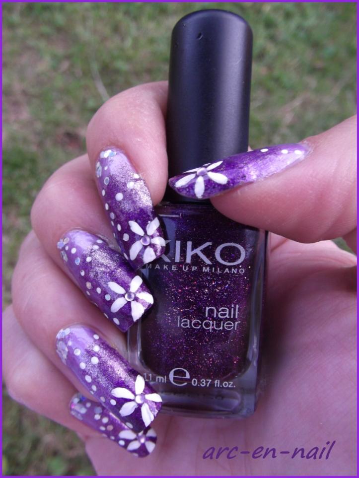 dégradé violet 2