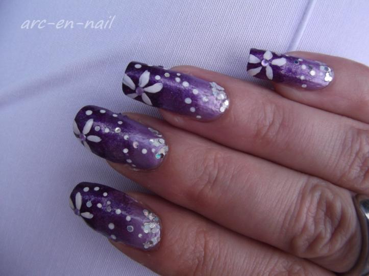 dégradé violet 4