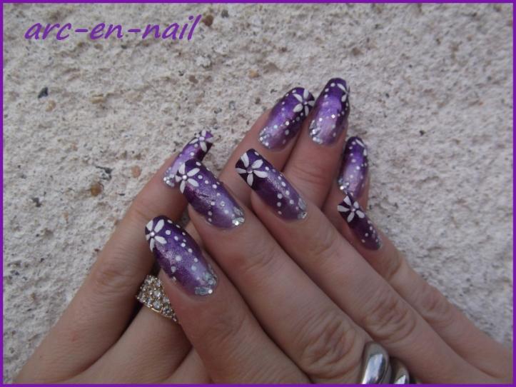 dégradé violet 5