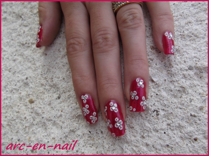 fleurs craquelées 2