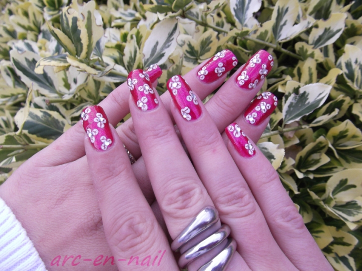 fleurs craquelées 5