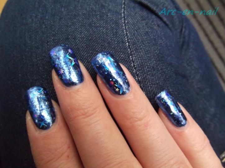 foil starburst blue 3