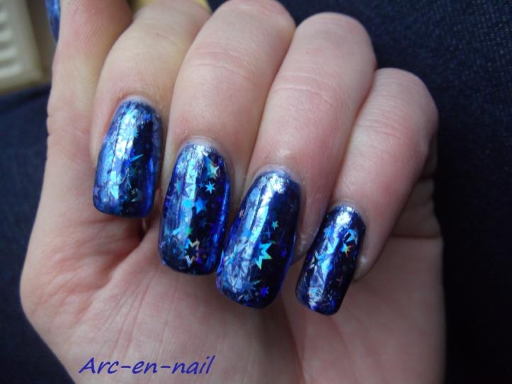 foil starburst blue 4
