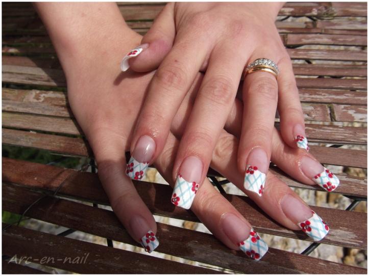 nail art envie d'été 1