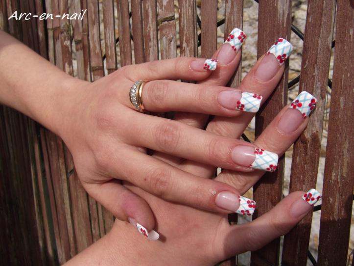 nail art envie d'été 2