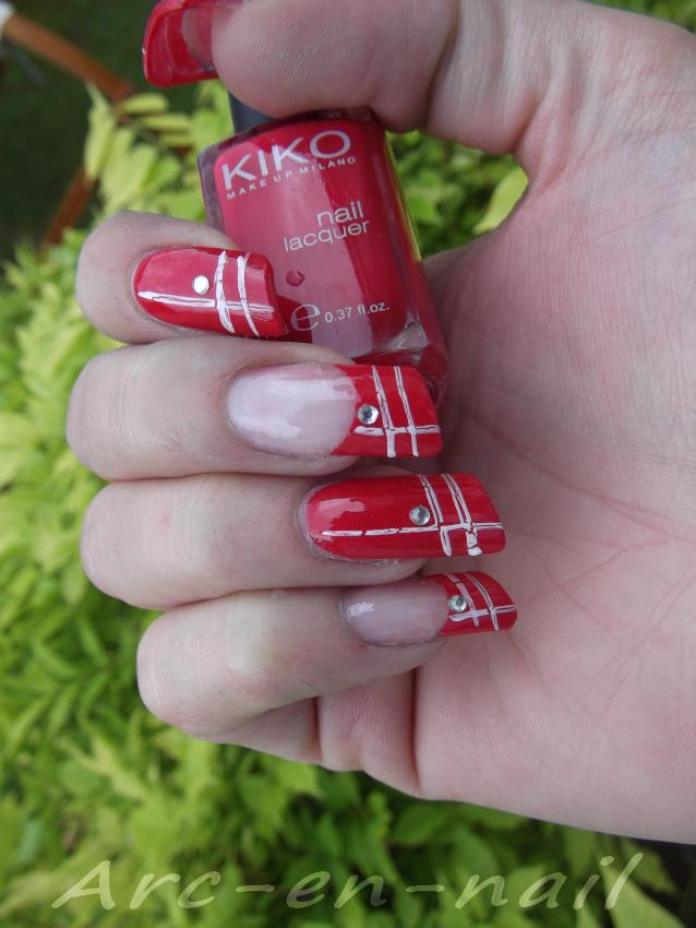 nail art asymétrique 4