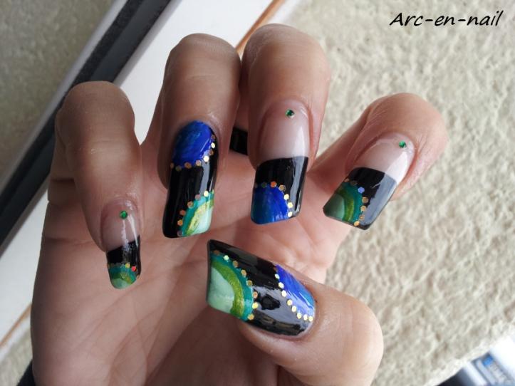 nail art Desigual 2 - 1