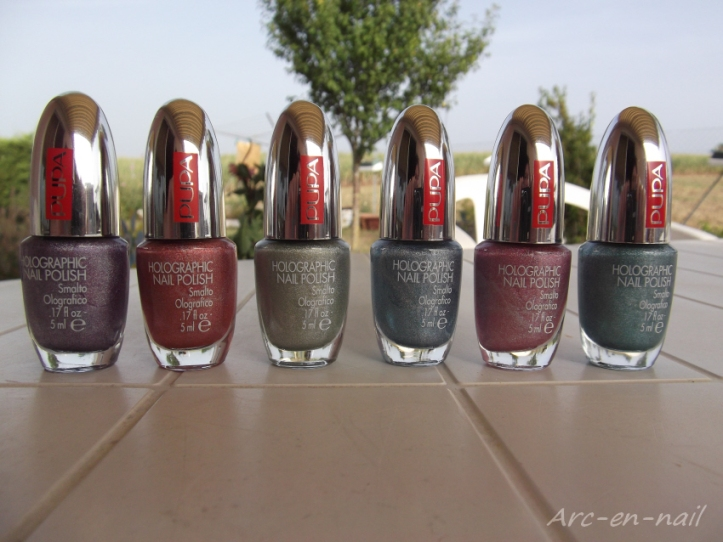PUPA collection HOLO