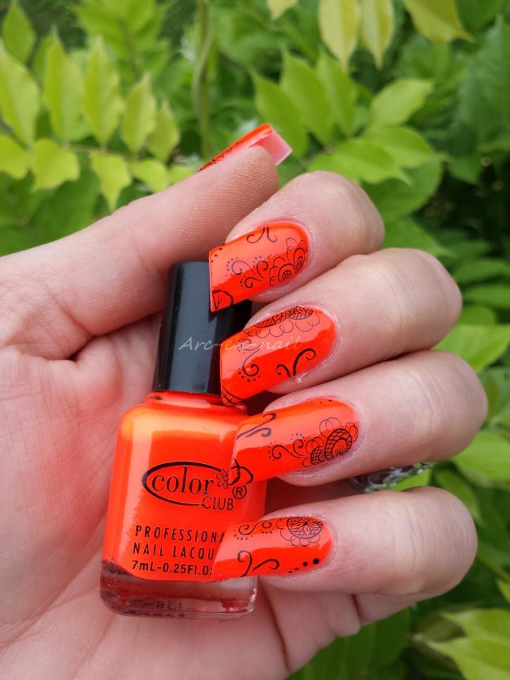 nail art I am flashy 3