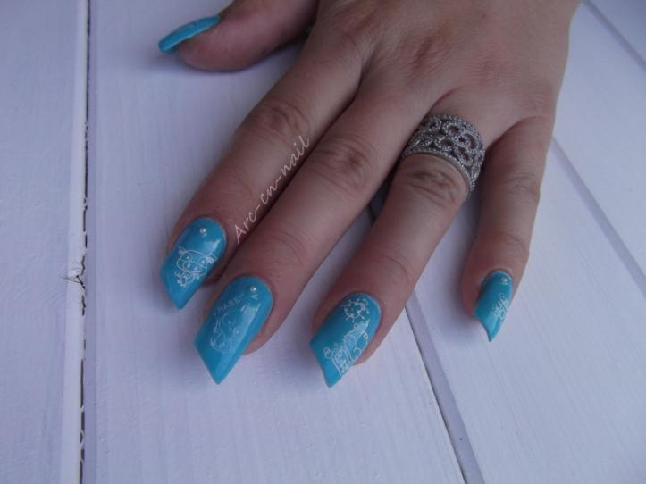 nail art Petites bestioles 1