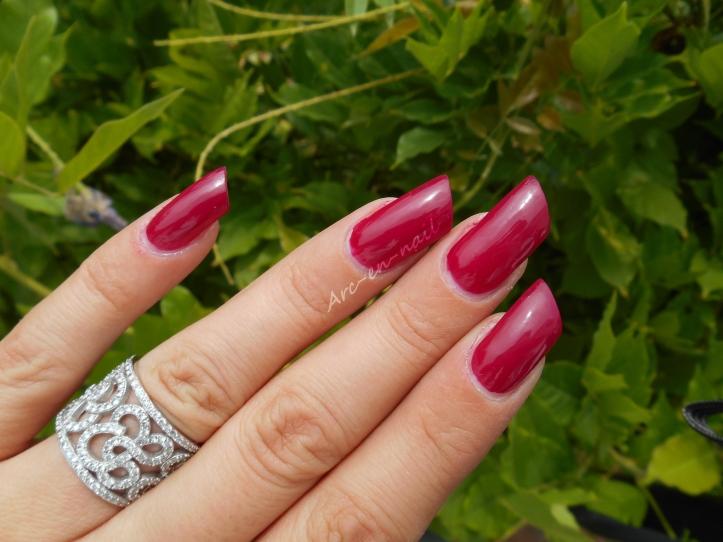 SEPHORA (Manucure experte) 15 Divine purple 3