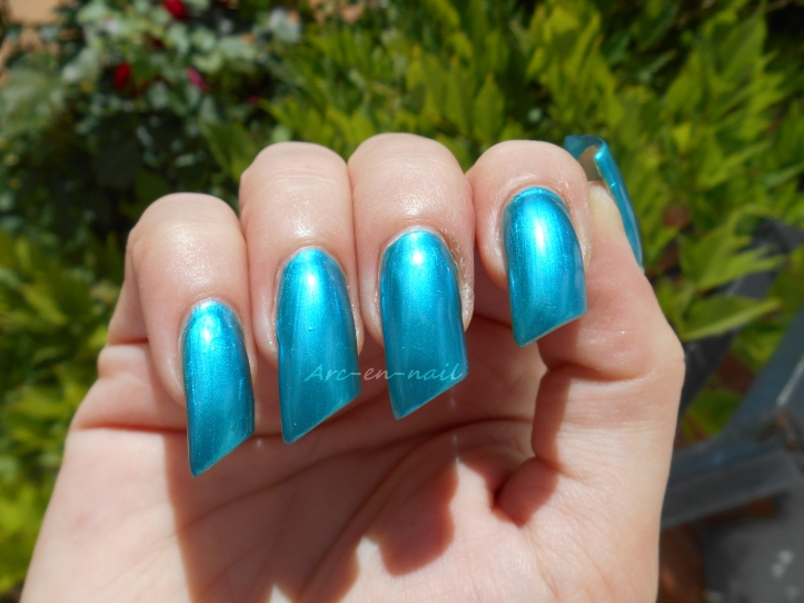 BARRY M 334 Teal 1