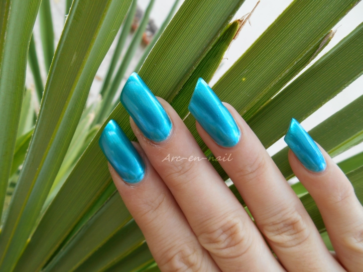 BARRY M 334 Teal 2