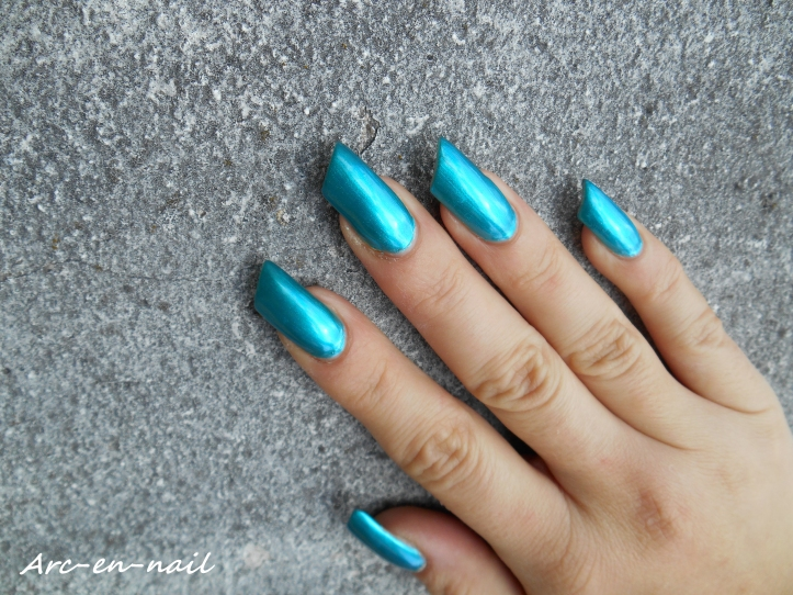 BARRY M 334 Teal 3