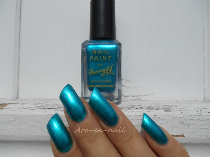 BARRY M 334 Teal 5