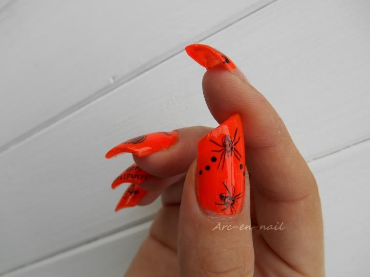 nail art Halloween 3
