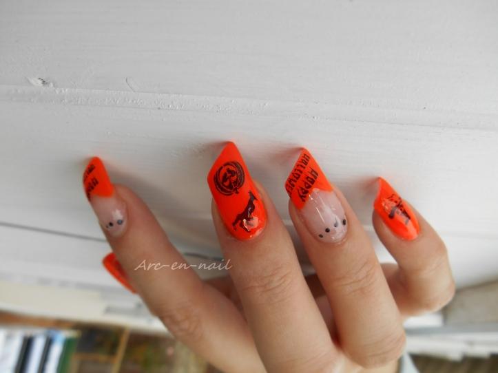 nail art Halloween 4