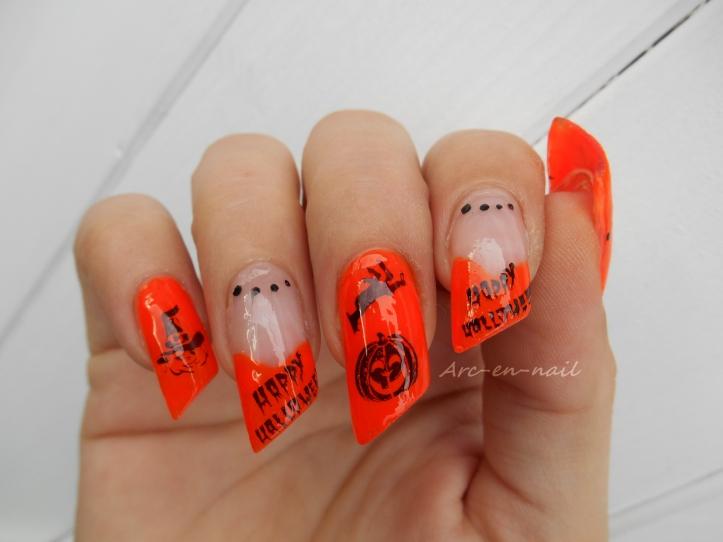 nail art Halloween 5