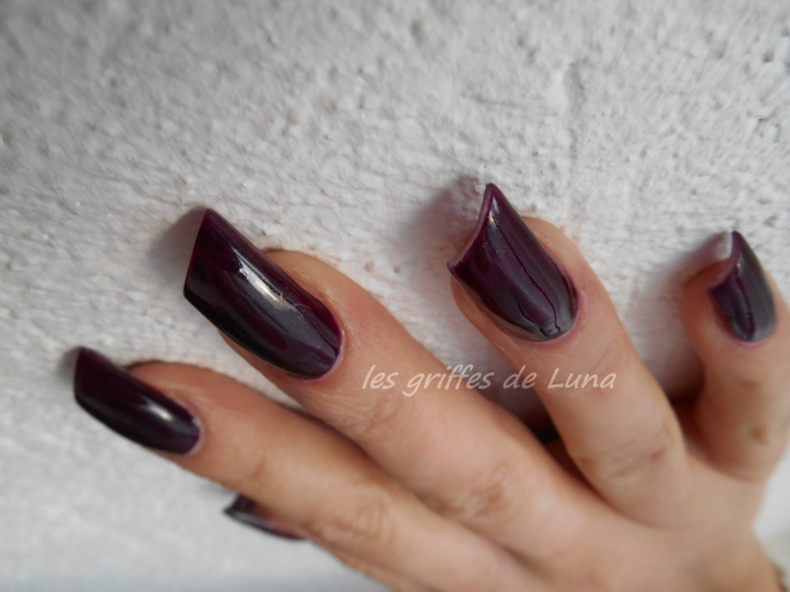 KIKO 446 Dark cherry - Satin 2