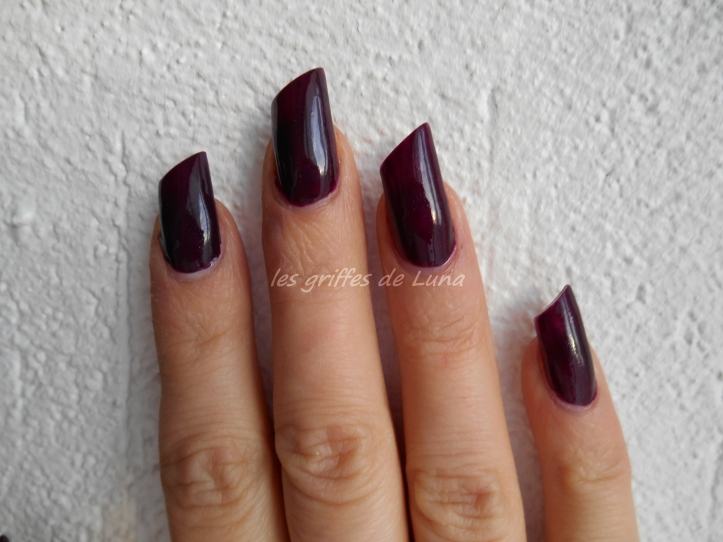 KIKO 446 Dark cherry - Satin 4