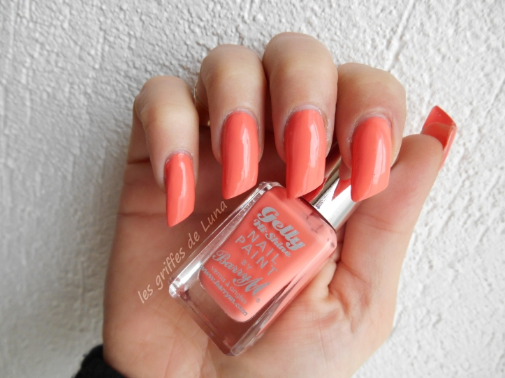 BARRY M - gelly - Papaya 2