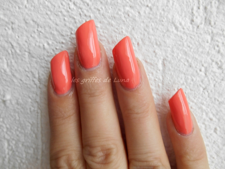 BARRY M - gelly - Papaya 3