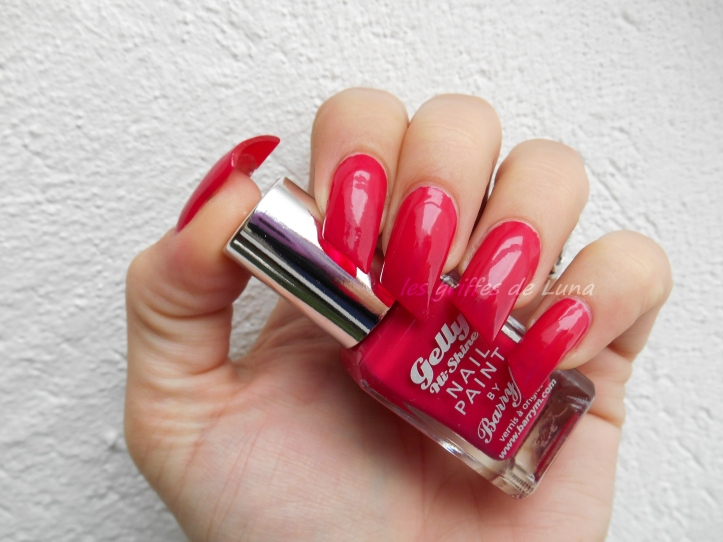 BARRY M - gelly - Pomegranate 1