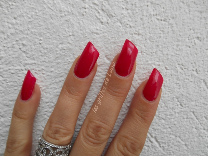BARRY M - gelly - Pomegranate 2