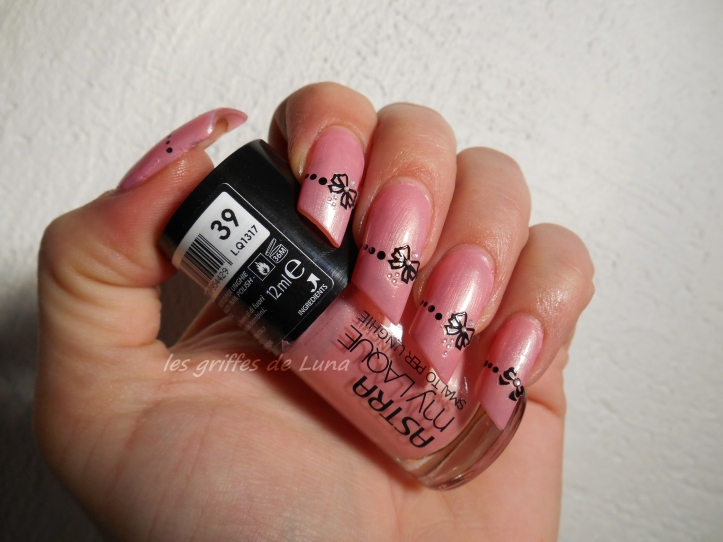 Nail art Romantique by onglesonline 1