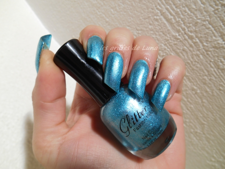 Glitter n° 04 bleu 1