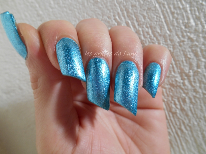 Glitter n° 04 bleu 2
