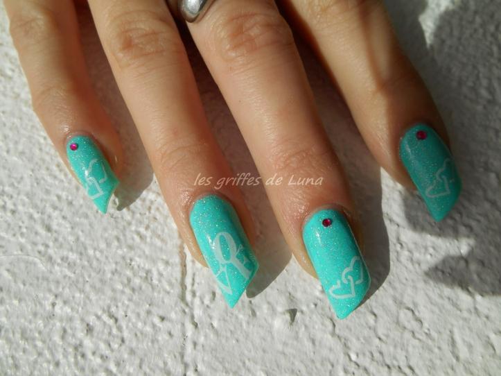 Nail art St Valentin 2 4