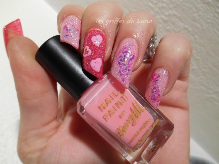 Nail art St Valentin 4