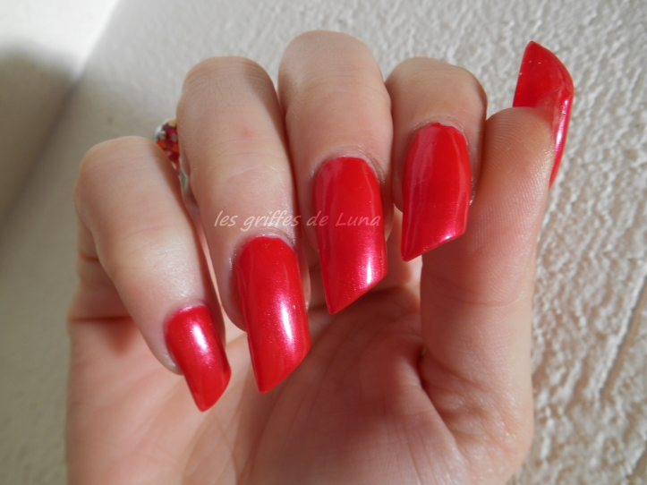 Alessandro Berry red 2