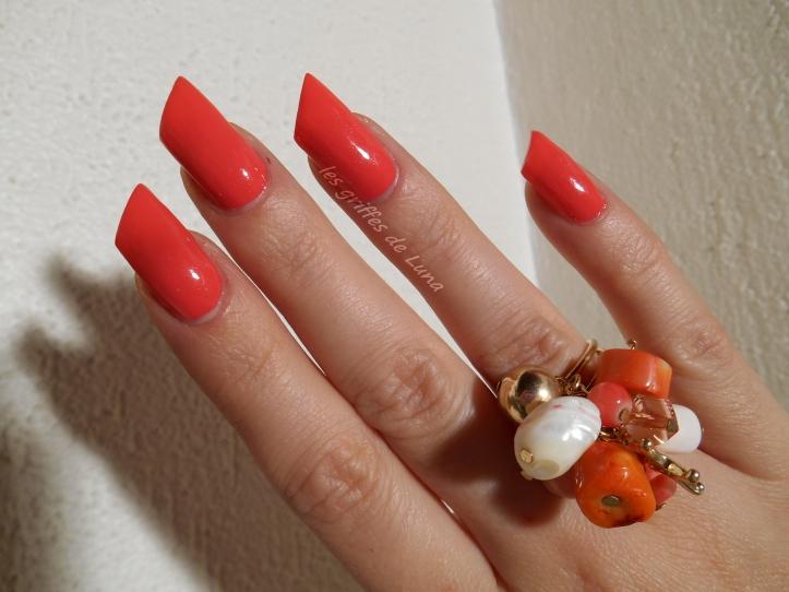 KIKO 444 Rose coral 2