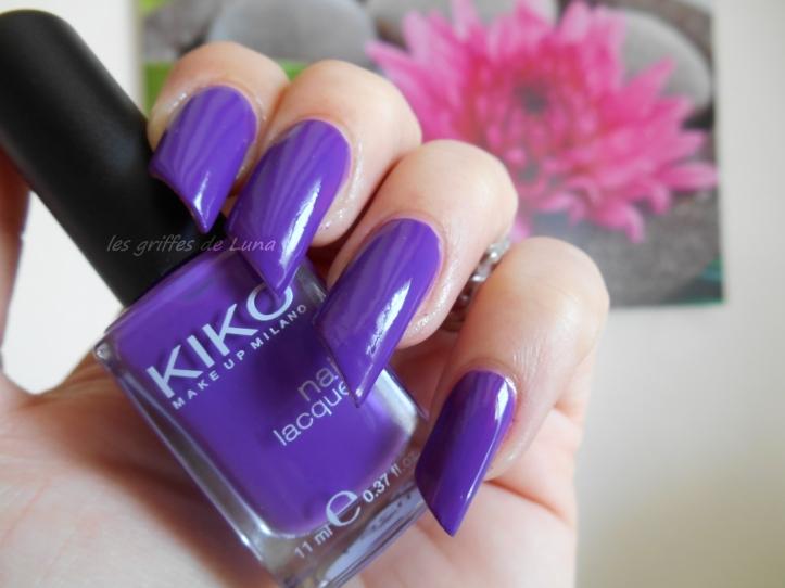 KIKO 292 violet 1