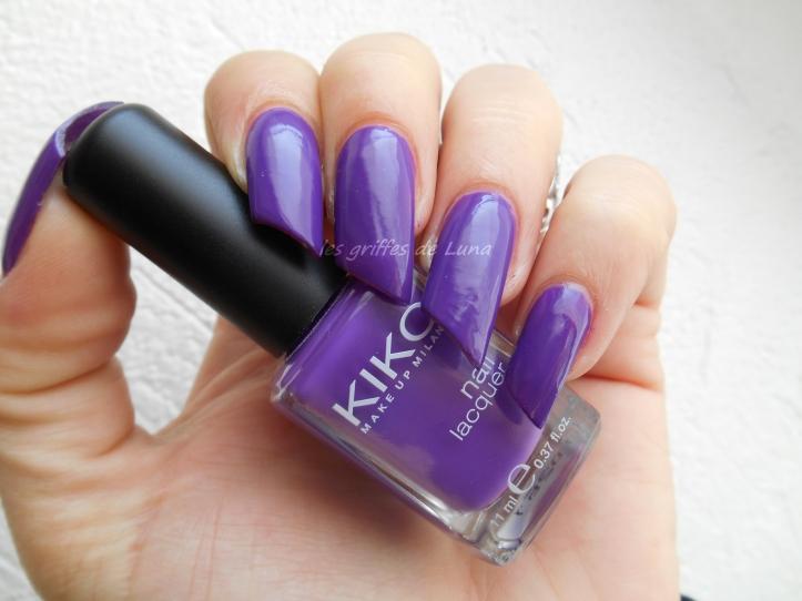 KIKO 292 violet 2