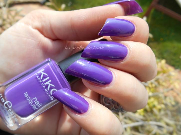 KIKO 292 violet 4