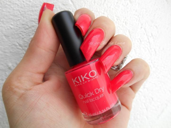 KIKO 844 Quick dry 4