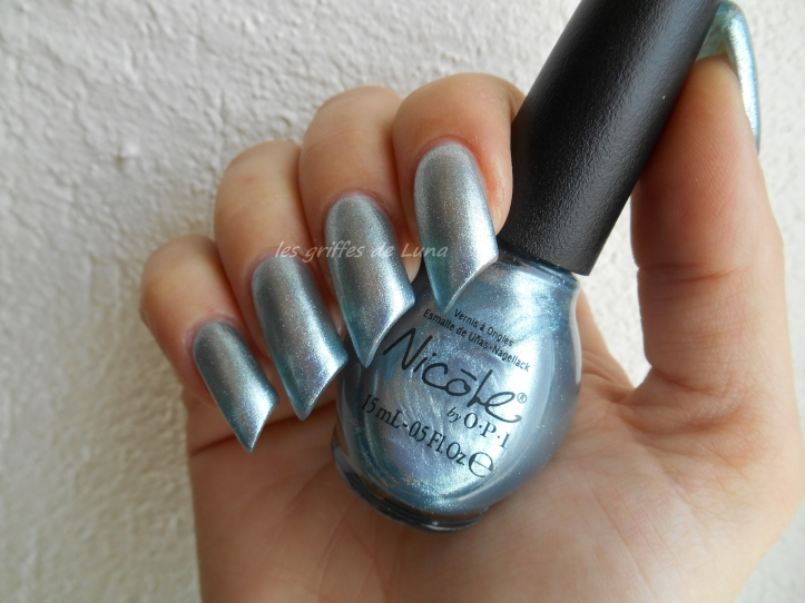 OPI Nicole Rich in spirit 1