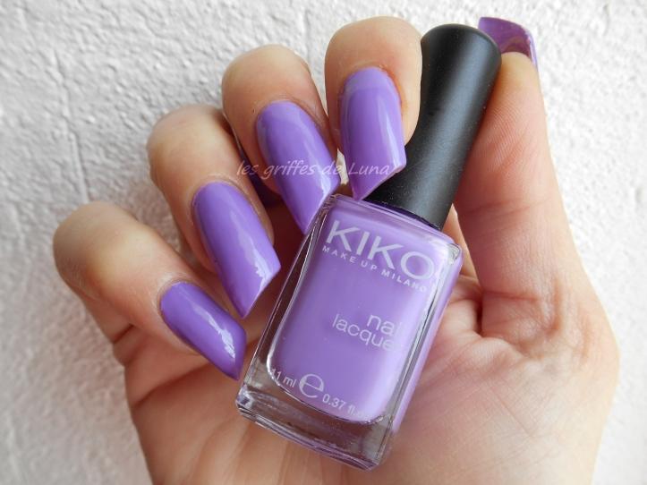 KIKO 331 violet clair 2