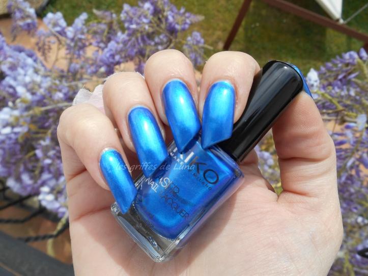 KIKO Laser 434 bleu 1