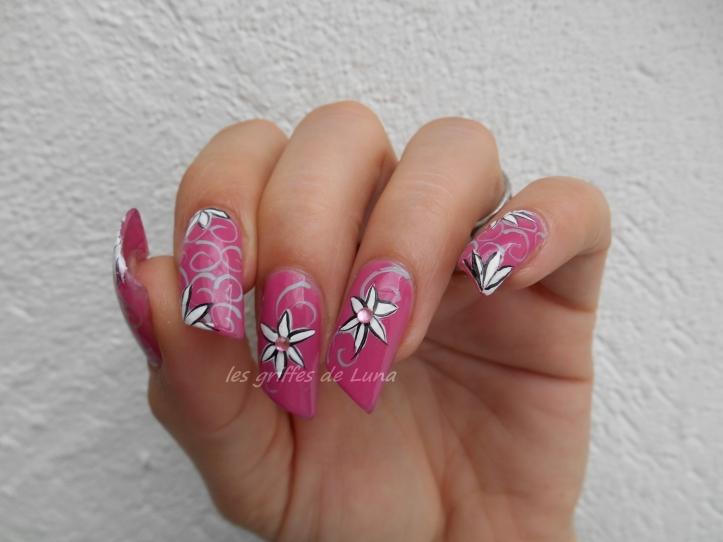 Nail art Truc sympa 1