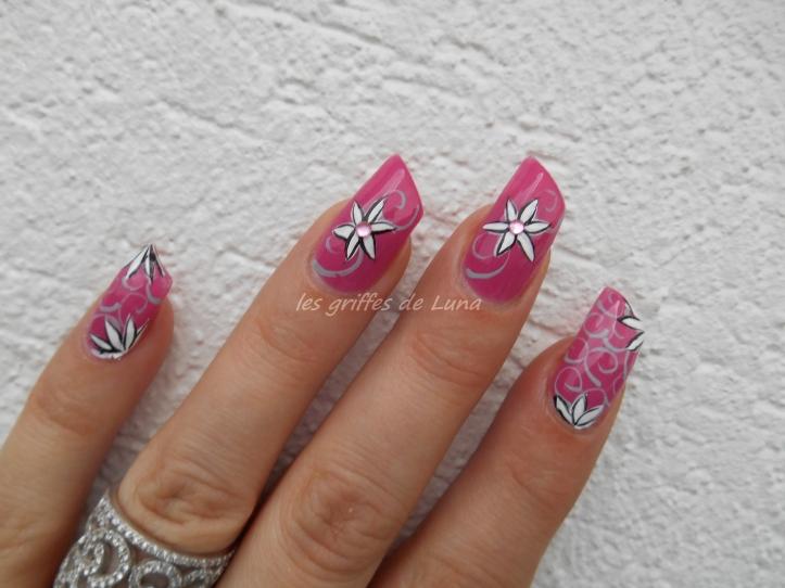 Nail art Truc sympa 3