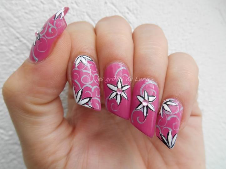 Nail art Truc sympa 4