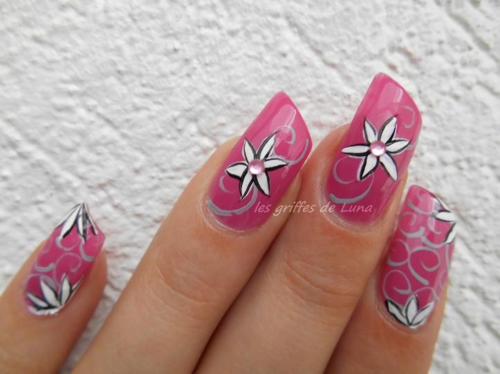 Nail art Truc sympa 5