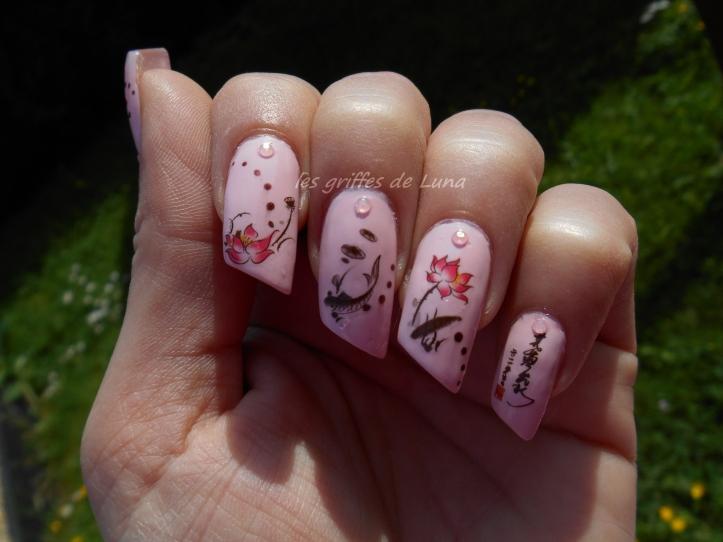 Nail art Zen 3