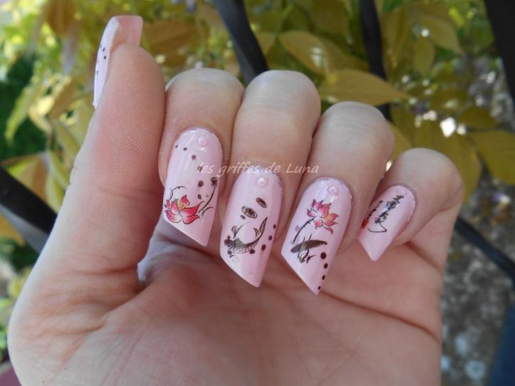 Nail art Zen 5