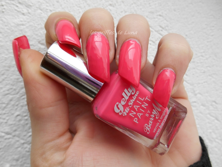 BARRY M GELLY Grapefruit 1